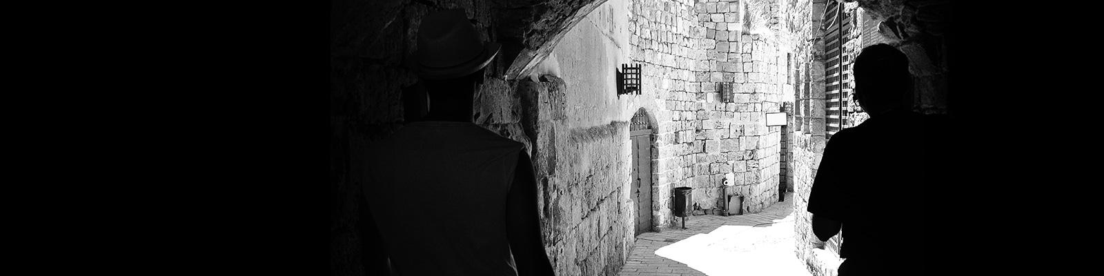 イスラエル 遭遇 異邦人 イメージ