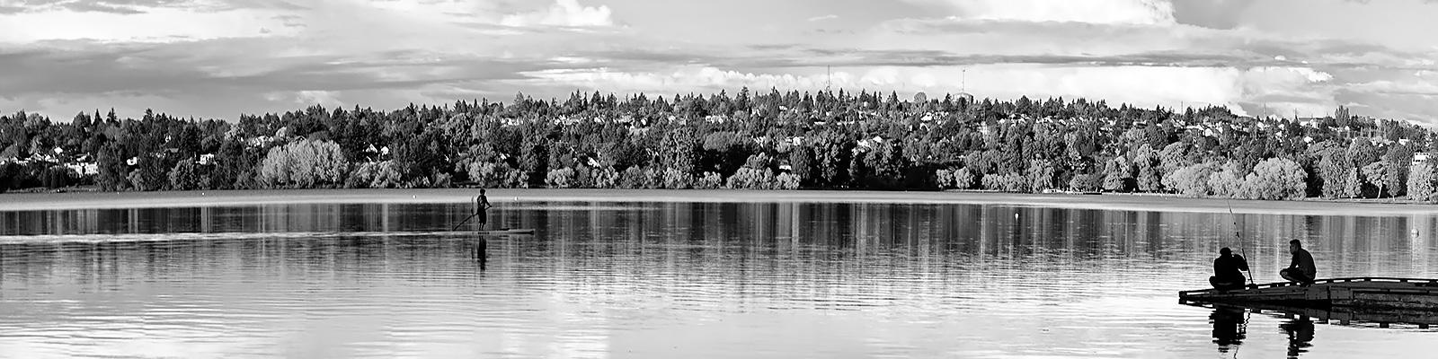 シアトル 自然 水 イメージ