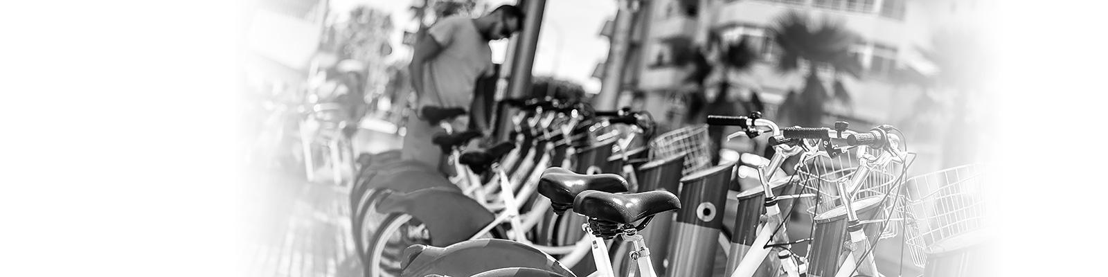自転車 シェア ユーザー イメージ