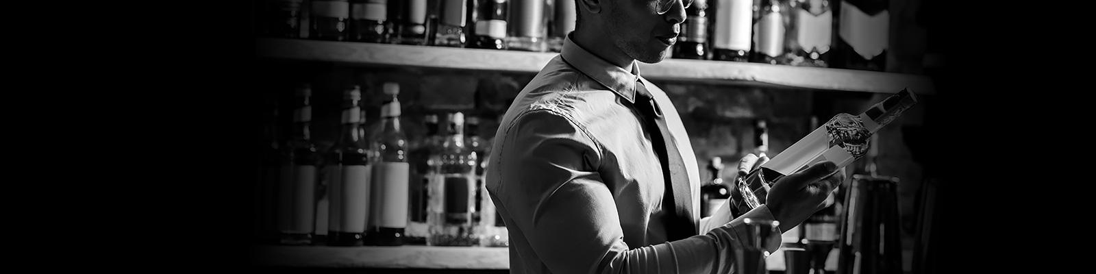 ウイスキー ボトル バー イメージ