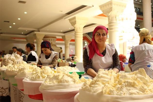 中央アジアの最貧国、タジキスタン