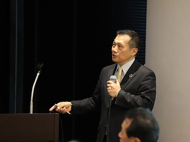 NECプラットフォームズ株式会社 執行役員 渡辺 裕之氏