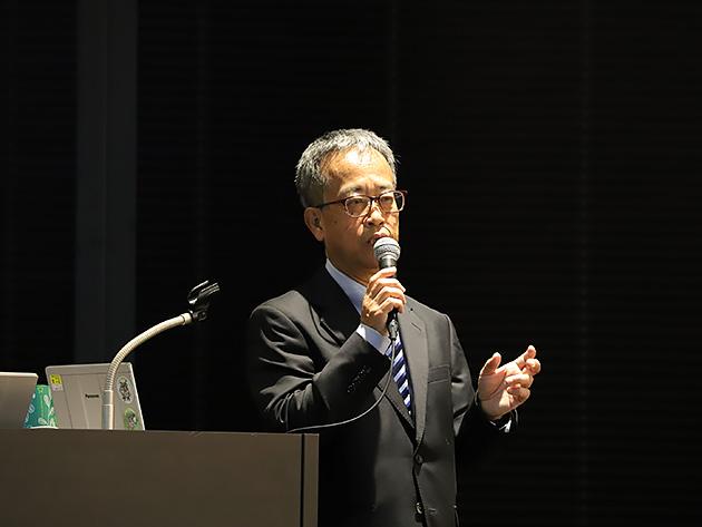 日本スマートフォンセキュリティ協会(JSSEC)利用部会 部会長 後藤悦夫氏(ラック)