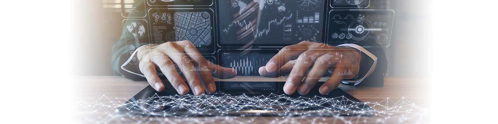 ネットワーク ワークスタイル セキュリティ イメージ