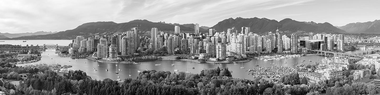 カナダ バンクーバー 都市 イメージ
