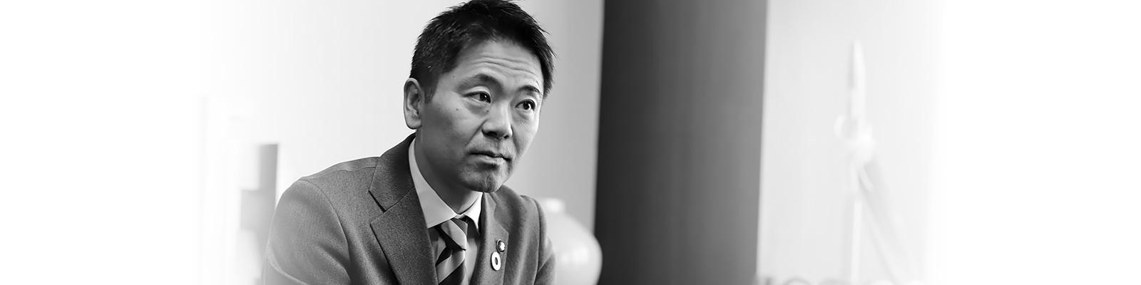 松尾崇(鎌倉市長)氏