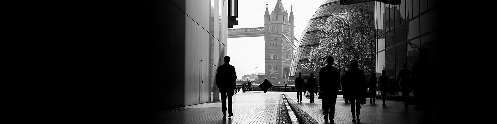ロンドン ビジネス 人々 イメージ