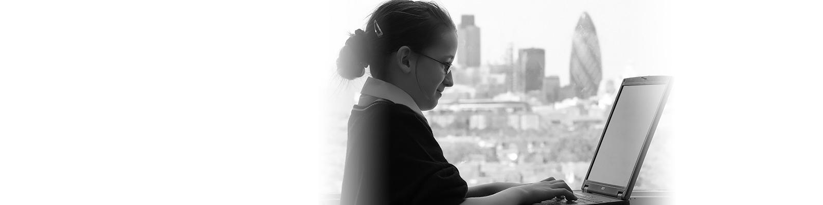 ロンドン オンライン 教育 イメージ