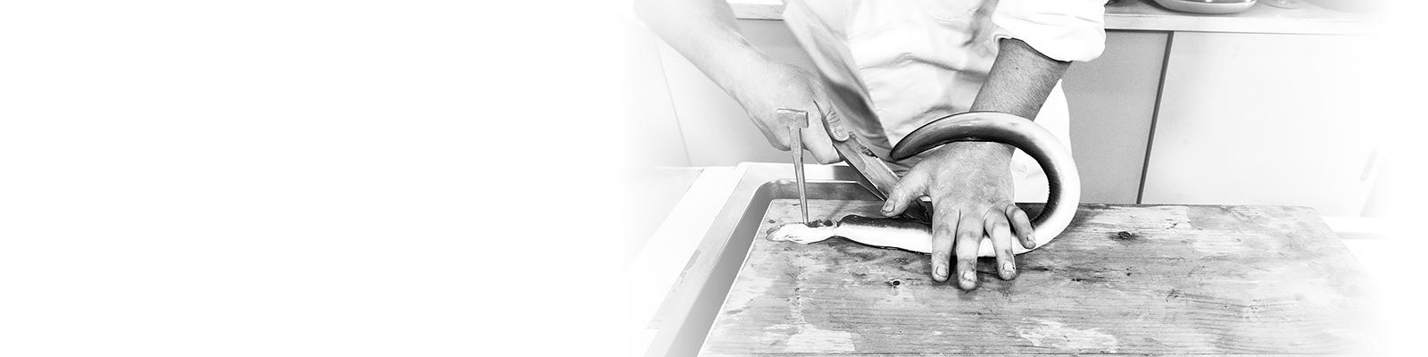 食文化 うなぎ 調理 イメージ