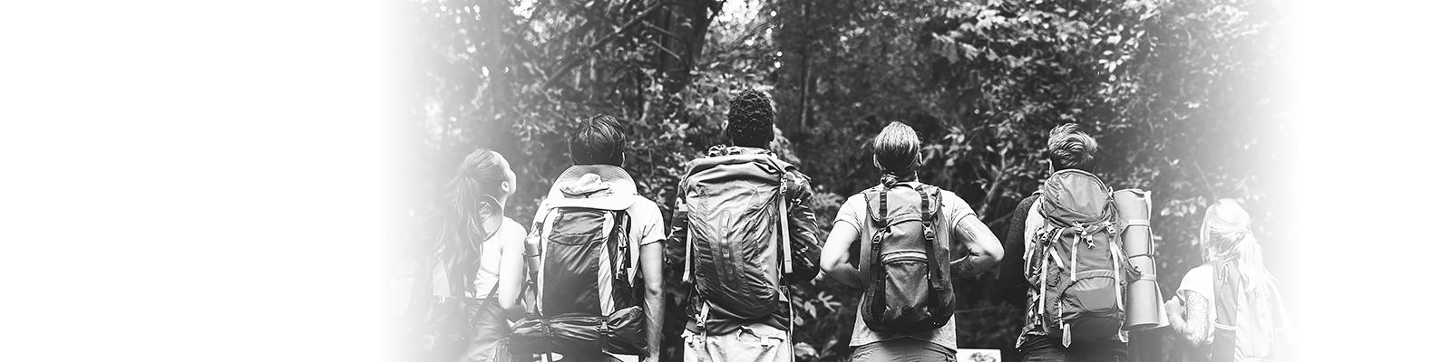 若者 挑戦 森 多様性 イメージ