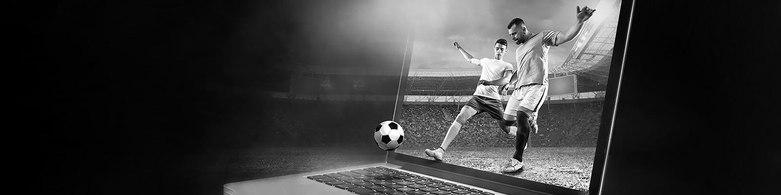 サッカー IT イメージ