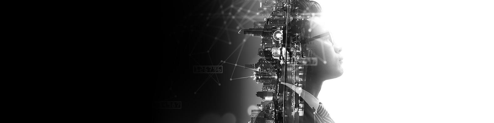 ビジネス デジタル DX イメージ