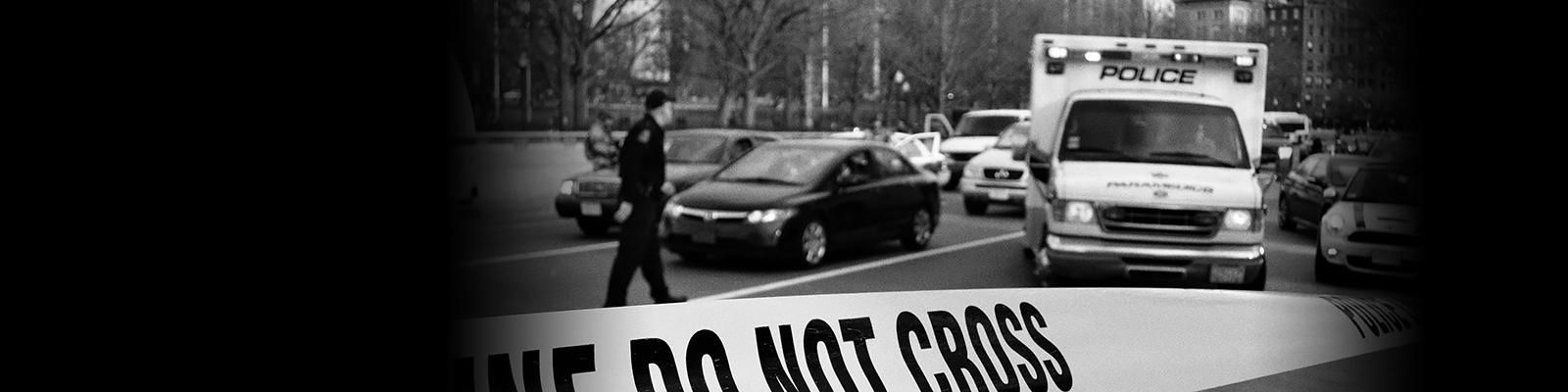 米国 警察 公共機関 イメージ