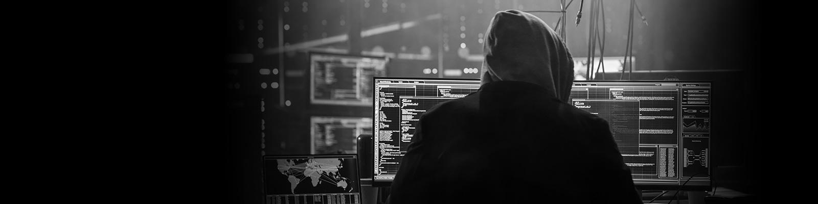 ハッカー 犯罪 イメージ