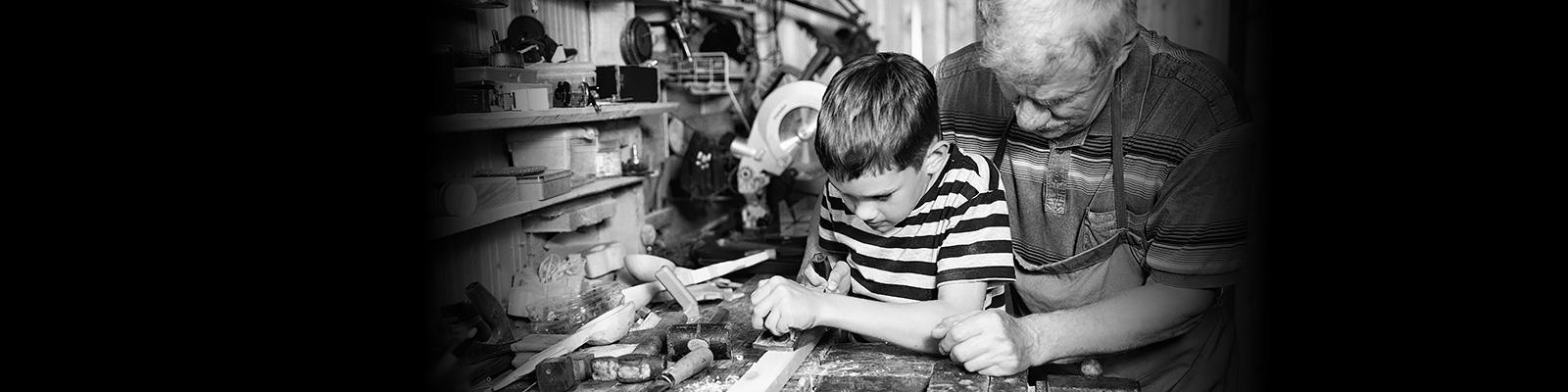 大工 子供 教育 イメージ