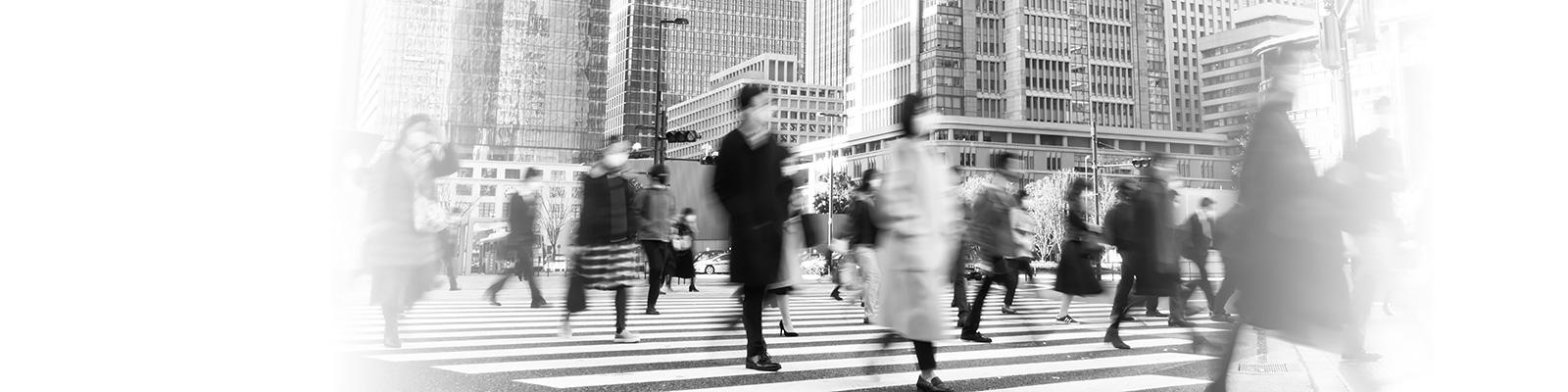 日本 通勤 人材 イメージ