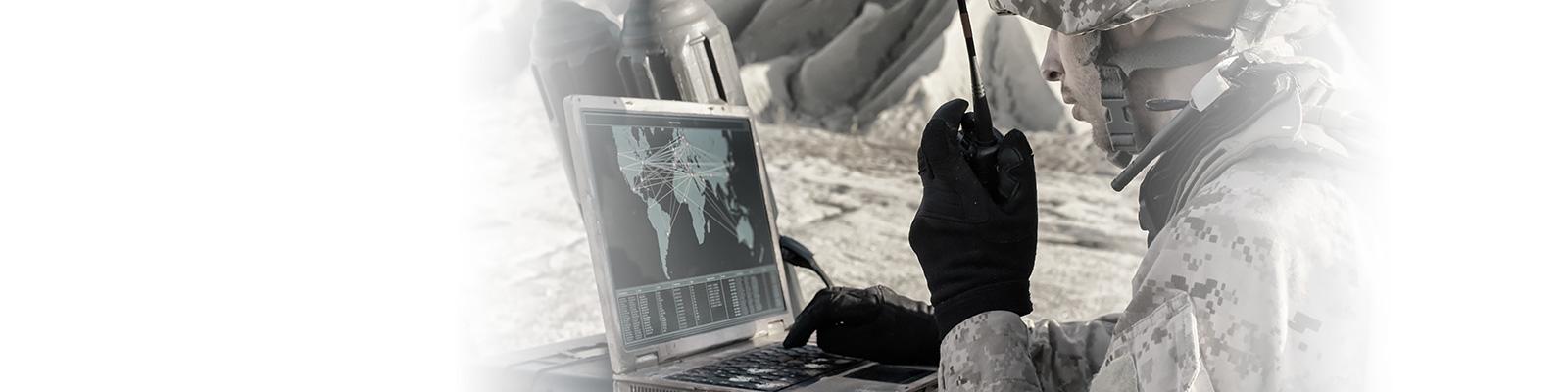 軍事 通信 防衛 イメージ