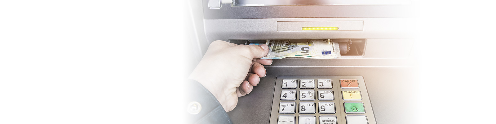 ユーロ ATM 通貨 イメージ