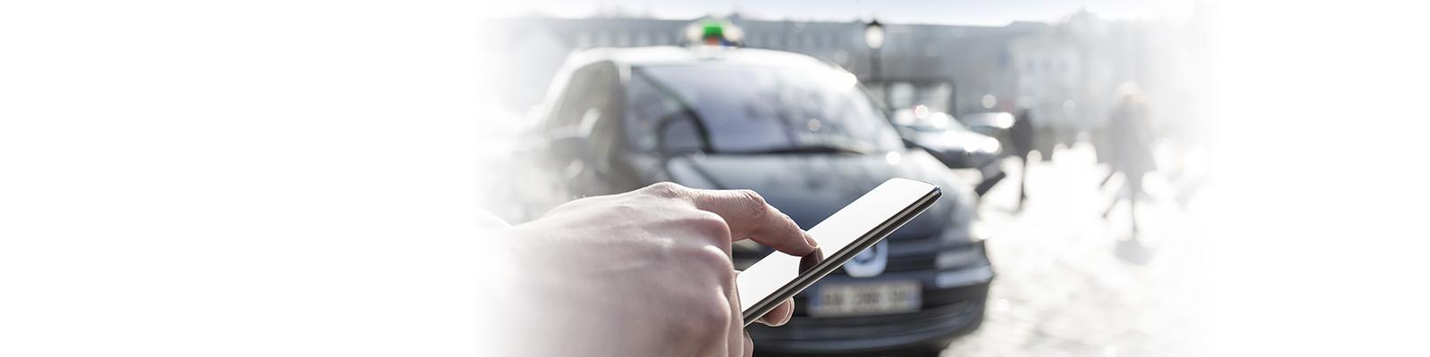 交通 アプリ 自動車 イメージ