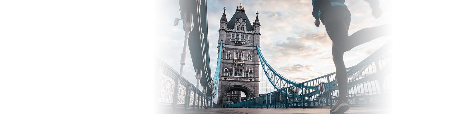 ロンドン スポーツ ランニング イメージ