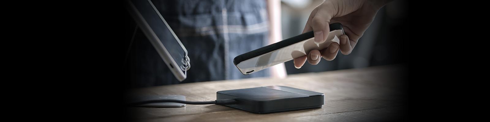 スマートフォン 電子決済 利用者 イメージ