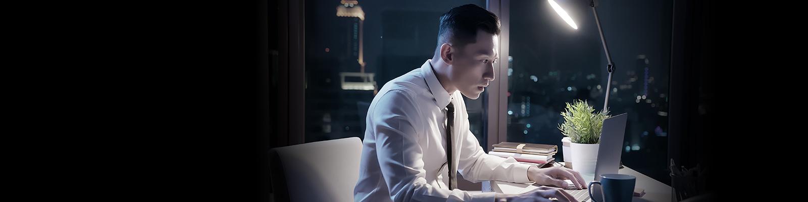 中国 オフィス ハードワーク イメージ