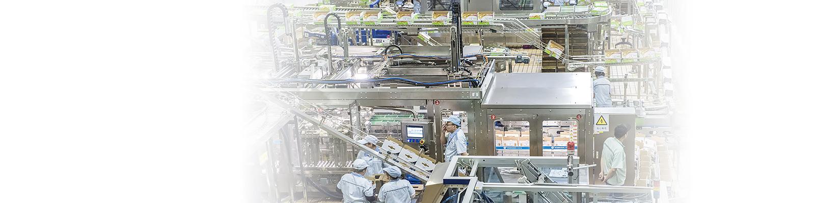 中国 工場 スタッフ イメージ