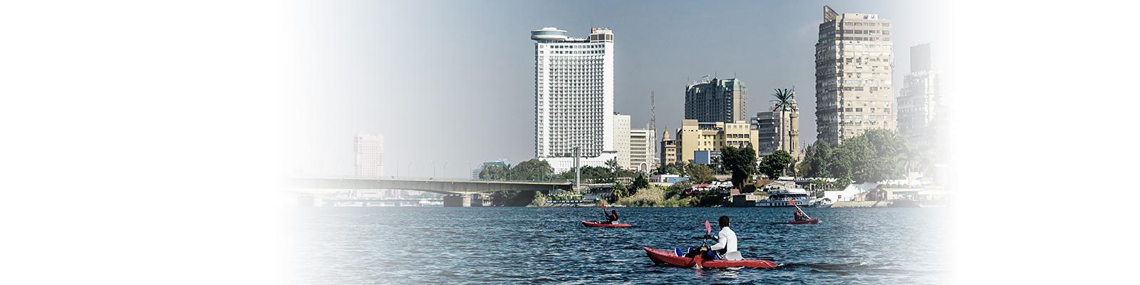 エジプト カイロ 都市 イメージ